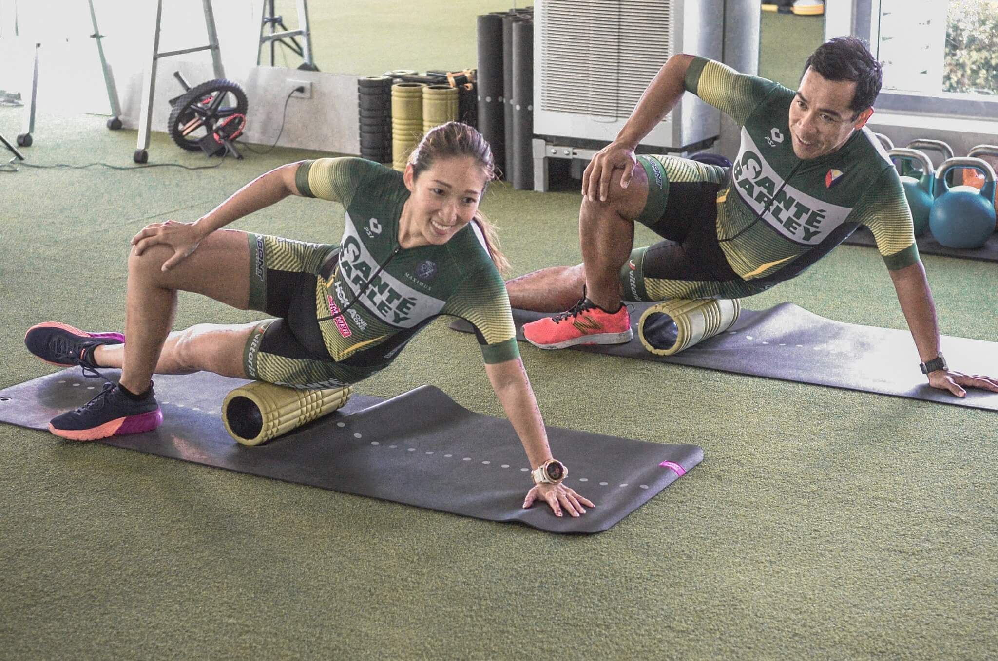 Sante Fitnesslab Workout With Instructor