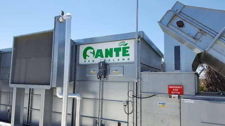 Sante Newzealand Machine