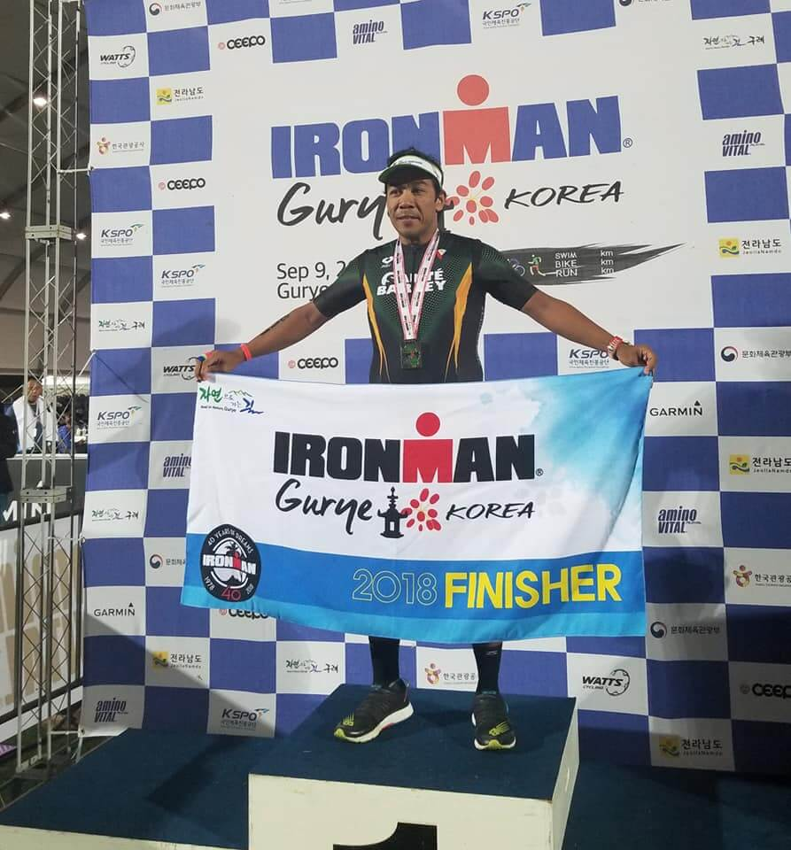 Sante Triteam Ironman