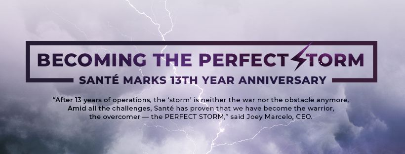 Becoming The Perfect Storm